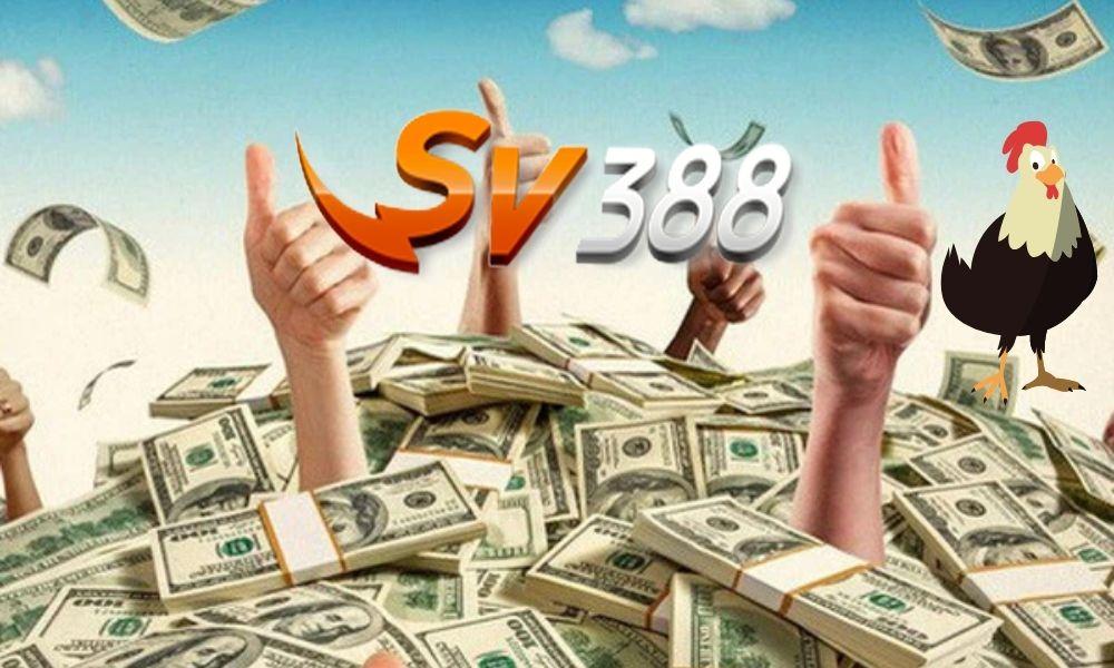 Giao dịch tiền cược tại SV388