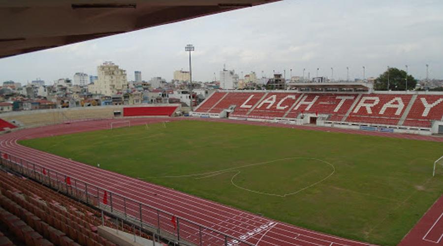 Sân vận động Lạch Tray