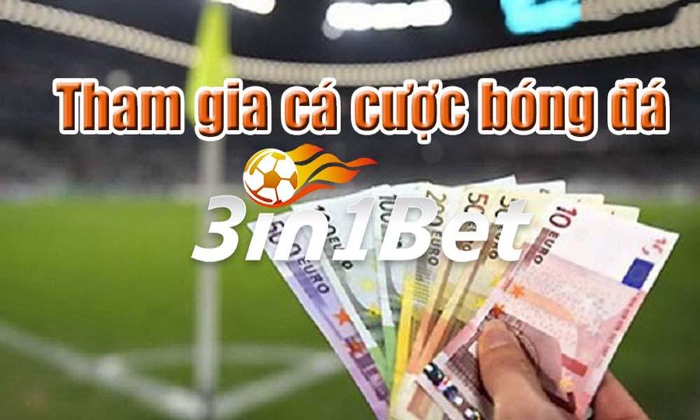 3IN1BET - Thế giới game cược thể thao hàng đầu hiện na