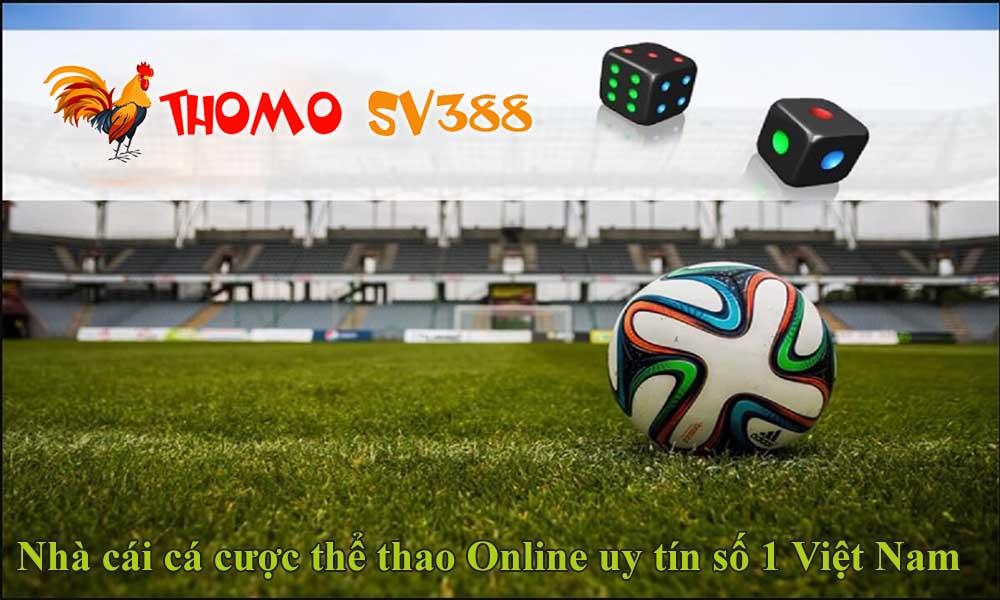 Cá cược thể thao ThomoSV388